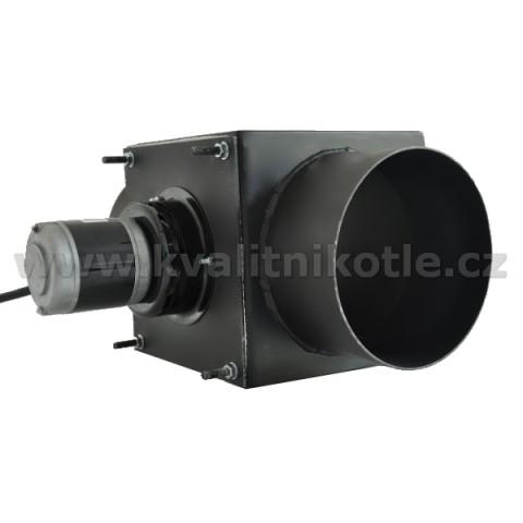 Odtahový ventilátor do komína
